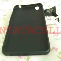 Case Matte Oppo Neo 9 A37 - Soft Black Anti Minyak Softcase So