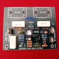 driver power 400w 400 watt mono sanken