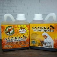 Harga madu hitam pahit azzikra asli di jamin | Pembandingharga.com