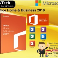 Microsoft Office Home & Business 2019 Original License