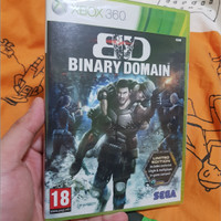 Binary Domain (Xbox 360, 2012, PAL)