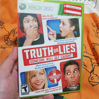 Truth or Lies (Xbox 360, 2010, NTSC)