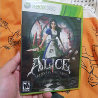 Alice: Madness Returns (US, No Region Protection)