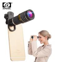 Harga apexel 20x zoom lens telescope monocular for iphone x 7 8 | Pembandingharga.com