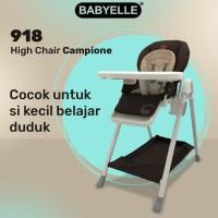 Kursi Makan Anak Babyelle Campione BE918