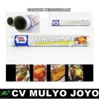 Harga aluminium foil penyimpan makanan | antitipu.com