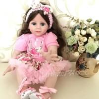 PO Boneka Reborn New Style / Boneka Mirip Bayi NPK / Mainan Anak