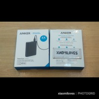 Original Anker PowerCore 10400mAh 10400 mAh Power Bank Powerbank