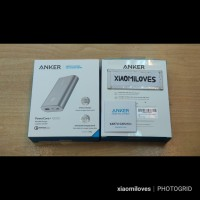 Anker PowerCore+ Core Quick Charge 3.0 10050 mAh Power Bank Powerbank