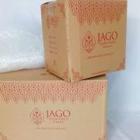 Packing Lengkap - Kardus dan Bubble Wrap - Jago Oleh-oleh