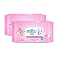 Mitu Baby - Fresh n Clean Pink 2pcs ED APRIL