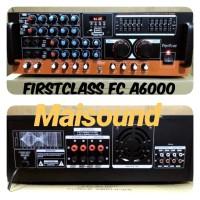 AMPLI FIRSTCLASS FC A6000 AMPLIFIER FC A 6000