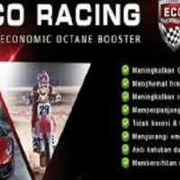 Eco racing motor 1 blister isi 50 pil hemat bensin