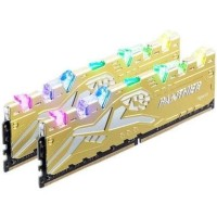 Apacer Panther Rage RGB Silver Golden AURA DDR4 16GB (2x8GB) 2666MHZ