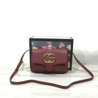 GUCCI ARLI small shoulder bag Red