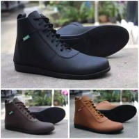 Sepatu Pria Brodo Kickers Casual Semi Boots Sneakers Original Keren 880a09d895
