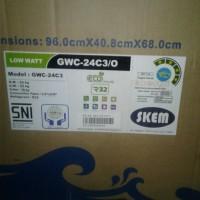 AC GREE 2,5pk 24C3 (ada juga merk daikin dan panasonic)