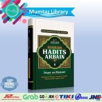 Harga buku syarah hadits arbain imam an nawawi pustaka darul   antitipu.com