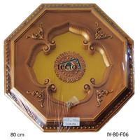 Hiasan Lampu Plafon 80 cm IY-80-F06 Lamplate / Dome Plafon