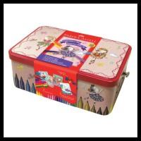 HOT SALE Faber-Castell Connector Pen Ballerina Music Box terjamin