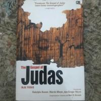 Buku Novel THE GOSPEL OF JUDAS - Injil Yudas