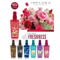 Parfum IMPLORA Body Mist Cologne Original 100ml