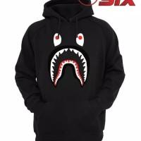7469cd592 hoodie bape a bathing ape shark 1;1