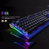 sades sickle - mechanikal gaming keyboard
