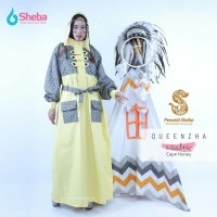 Jas Hujan Queenzha by Sheba