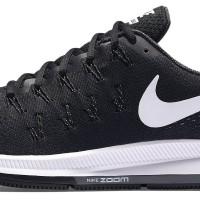 [ORIGINAL] Sepatu RUNNING NIKE AIR ZOOM PEGASUS 33 Black White