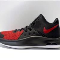 [Original] Sepatu Basket NIKE AIR VERSITILE III BLACK/GYM RED WHITE