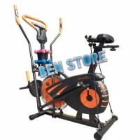 Sepeda Fitness Orbitrek / Orbitrack Promo