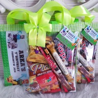 Souvenir Ulang Tahun/Snack Ulang Tahun/Paket Snack Ultah/Souvenir Ulta