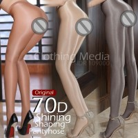 Pantyhose Glossy Oil 70D Elastis Stoking Dance Tights Stocking Legging