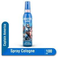 Master Kids Spray Cologne Captain America 100 ml