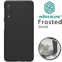 Case Samsung Galaxy A7 2018 Original Hardcase Nillkin Rubber Cover