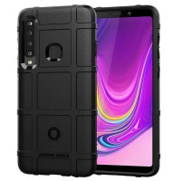 Case Cover Samsung Galaxy A9 2018 Armor Rubber Silikon Defender Kuat