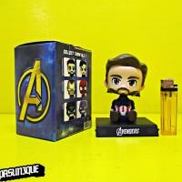 Pajangan Dashboard Mobil Figure Avenger Infinity War Captain America