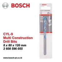 Harga bosch cyl 9 multi konstruksi 8mm mata bor serbaguna | Pembandingharga.com