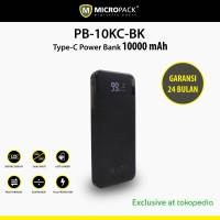 Micropack BLAZER Type-C Powerbank 10.000 mAh - FS