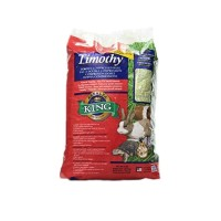 Alfalfa King Timothy Hay 4lbs Real Pack Kemasan Asli 2nd Cut