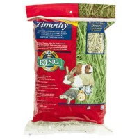 Alfalfa King Timothy Hay 16oz Real Pack Kemasan Asli 2nd Cut