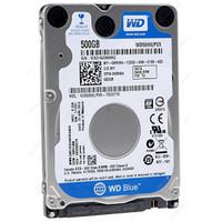 Hdd Internal WD Blue 500Gb 2.5inch Sata Hardisk Notebook Laptop