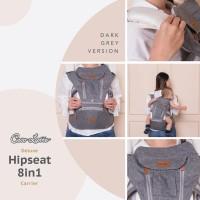 Hipseat Cocolatte Deluxe 8in1 gendongan bayi