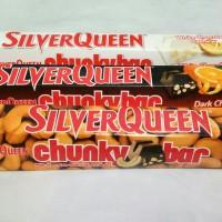 silverqueen chunky bar 100gr - White Chocolate
