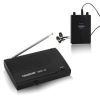 Harga uhf wireless sound monitoring system 50m takstar wpm | antitipu.com