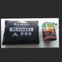 hammock ultralaig dan flysheet 3x4