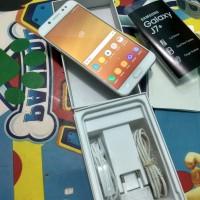 Samsung J7 plus Ram 4 /32 fulset mulus garansi