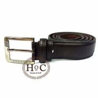 Houseofcuff Suspender Gesper Belt Wedding Best Man BLACK BELT 02