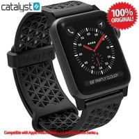 CATALYST Sports Band Apple Watch 4 40mm 38mm V1/2/3 Ori -Stealth Black